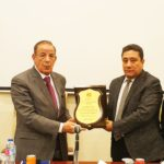 "wepco egypt ""WEPCO"" organizes an educational seminar for the workers ""The challenges facing the nation and their impact on the Egyptian National Security"""