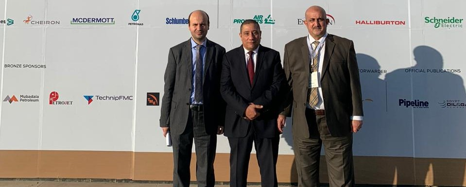 "wepco egypt ""WEPCO"" participates in the events of Egypt's International Petroleum Conference and Show"