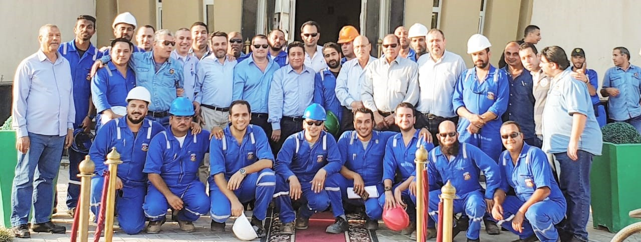 "wepco egypt ""WEPCO"" participates with ""EGPTCO"" to increase production ""EGYPS 2020"""