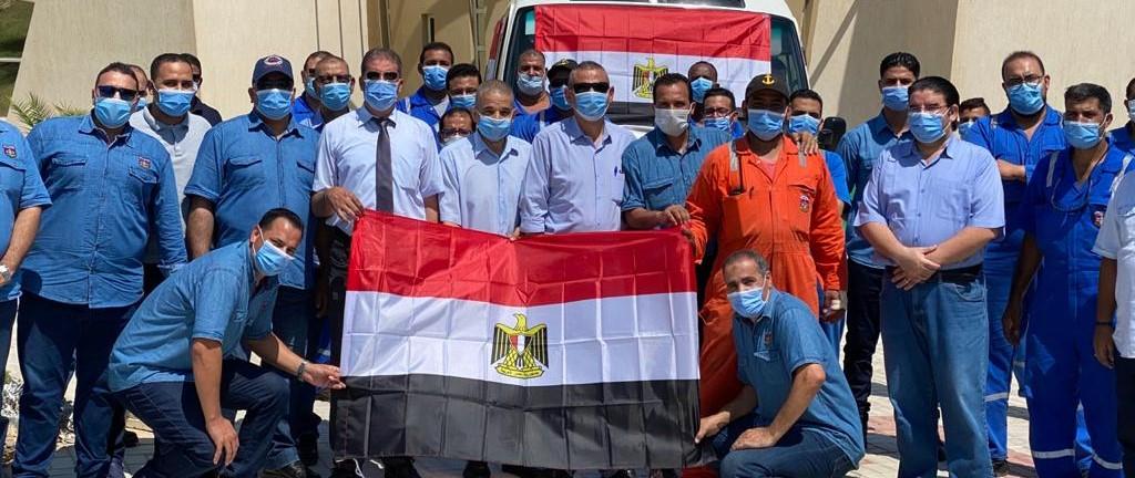 wepco egypt «بالفيديو»العاملين بشركة بترول الصحراء الغربية «ويبكو» يشاركون في التصويت بانتخابات مجلس الشيوخ ٢٠٢٠